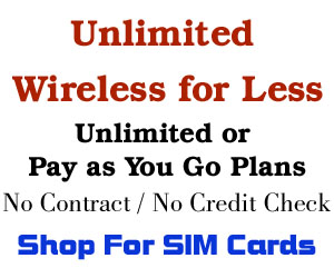 SIM Card Hot Offers